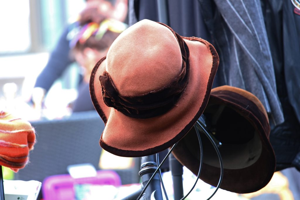 damesmode hoed